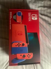 Mario nintendo switch