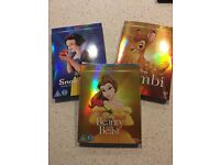 Limited Edition Disney Classic DVDs