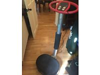 "Exercise vibration plate ""Toner BM1501"""