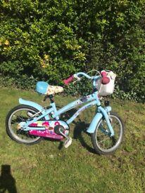 "Girls Apollo Cherry Lane Bike 14"""