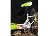 """Girls 20"""" wheel bicycle - Probike Spring - occasional use"""