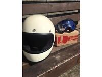 Biltwell Gringo motorbike helmet