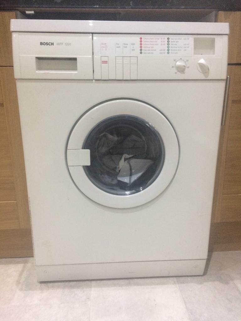 washing machine bosch sale
