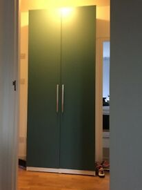 Large IKEA wardrobe for collection only - £50