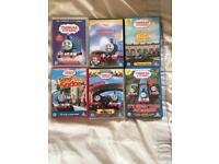 Thomas postman pat fireman sam ben and holly dvds