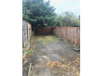 Three/four bedroom house with garden in Edmonton N18 1QJ all inclusive/