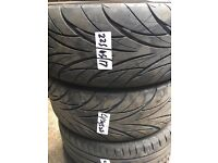 PART WORN TYRES ALL SIZES 205/55/16 195/65/16