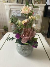 Artificial flower display (new)