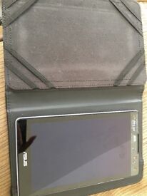 Asus tablet pic with case