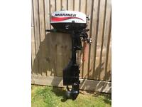 Outboard engine mariner 3.3hp