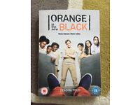 Orange is the new black OITNB season 4 series DVD box set
