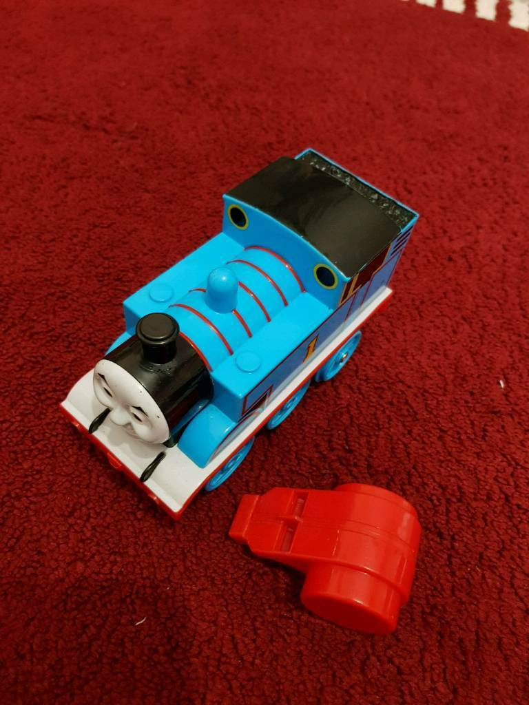 Thomas the Tank Toy with whistle