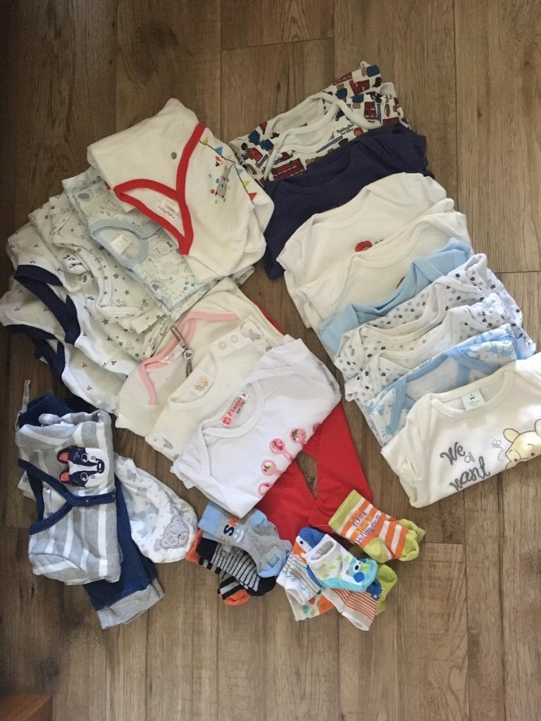Baby clothes 0-3,3-6,6-9