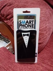 Smart Phone Suit Style Cover