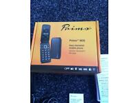 Mobile phone primo new never used still in box
