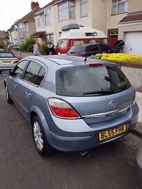 Vauxhall astra 1.7 diesel cdti