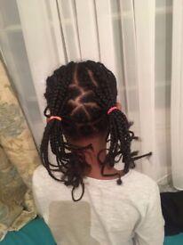 Grace Hairdressing   Mobile Haidresser   Afro & European Braid Specialist   East London
