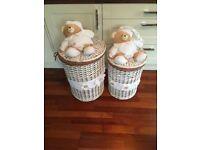 Nanan storage bins