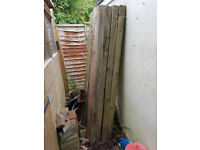 Reclaimed Railway Sleepers (treated)