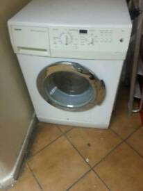 Washing machine Siemens