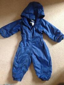 Regatta Snow suit 18-24 months