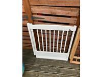 2x wooden Baby Gates
