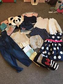 2-3 years girls bundle