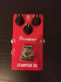Providence stampede OD