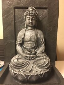 19048 tranquil Buddha outdoor water feature