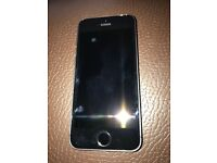 I phone 5s brand new condition hardly used open all networks 16 gb