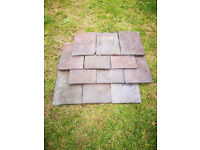 Staffordshire Blue Roof Tiles
