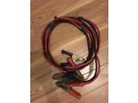 Sealey BC25/5/HD Heavy Duty Booster Cable Jump Leads 5m