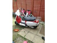 scooter 125cc for sale