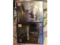 Prey and hidden agenda ps4 games