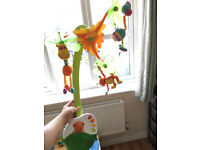 Mind Condition Cot mobile with music only for £5.00