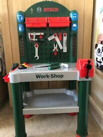 Bosch Kids Work Bench