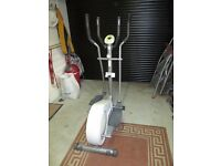Domyos Cross Trainer, well used but serviceable condition