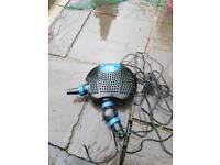 Jabao 5000 pond pump