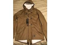 NEW Pull and bear men's winter jacket