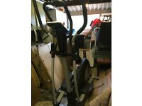 New JTX Fitness Crosstrainer