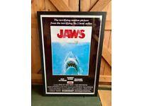 Movie poster/frames cinema