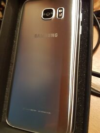 Samsung S7 Edge Mobile Phone, with Virtual Reality Headset - Brand New - Mint Condition