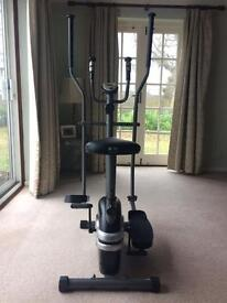 Body Cross Trainer Two-in-One
