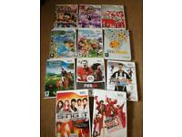 Wii Games various