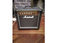Marshall Reverb12 amplifier