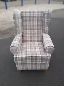 Wing Chair...Brand New and Packaged