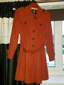 Dress coat size 10