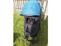 Mothercare Journey Teal Travel system