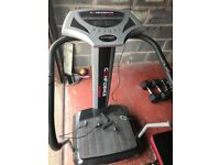 Confidence fitness shaker machine