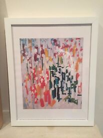 Patrick Heron framed picture